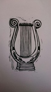Lyre by Annette